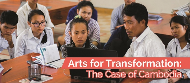 Arts for Transformation Course